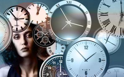 Wissen um die Kostbarkeit der Zeit